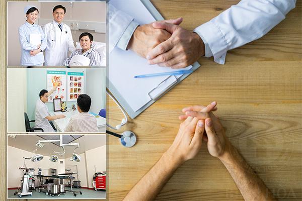 địa chỉ chữa trị bệnh hẹp bao quy đầu ở Đồng Nai