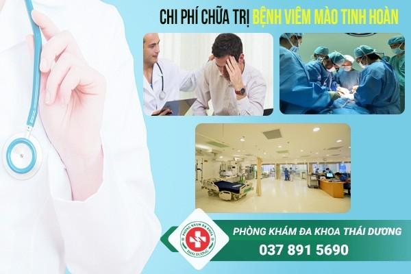 chi phí chữa trị bệnh việm mào tinh hoàn ở Biên Hòa 2