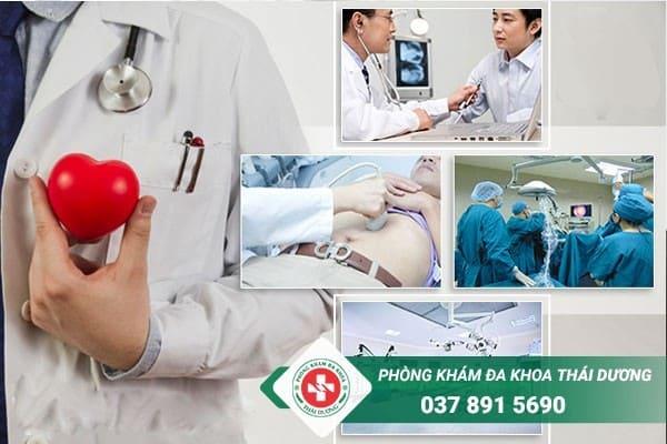 Phòng khám Thái Dương - Địa chỉ chữa bệnh lậu hiệu quả tại Đồng Nai