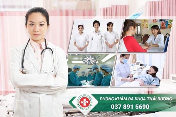 Chữa bệnh xã hội hiệu quả, chi phí hợp lý tại Phòng khám Thái Dương