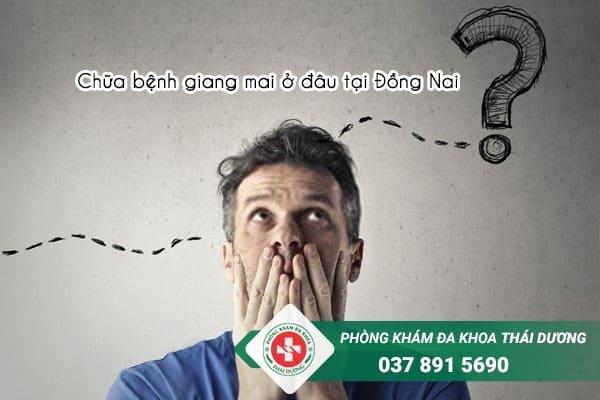 Đâu là địa chỉ chữa trị bệnh giang mai ở Đồng Nai uy tín?