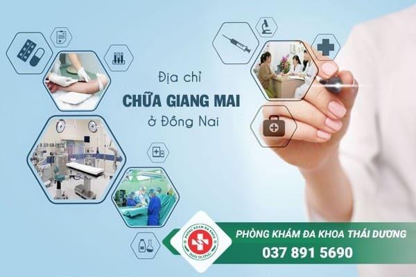 Phòng khám Thái Dương – Địa chỉ chữa trị bệnh giang mai ở Đồng Nai uy tín