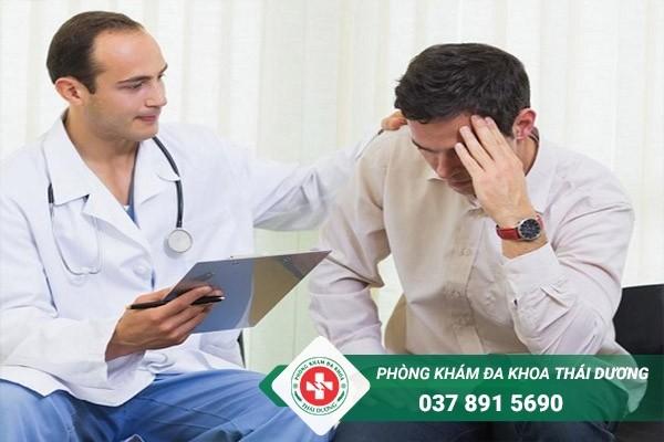 chi phí chữa trị bệnh liệt dương ở Biên Hòa
