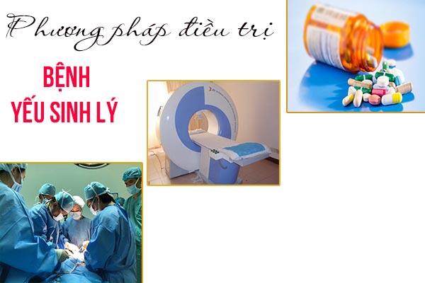 chi phí chữa trị bệnh yếu sinh lý ở Biên Hòa