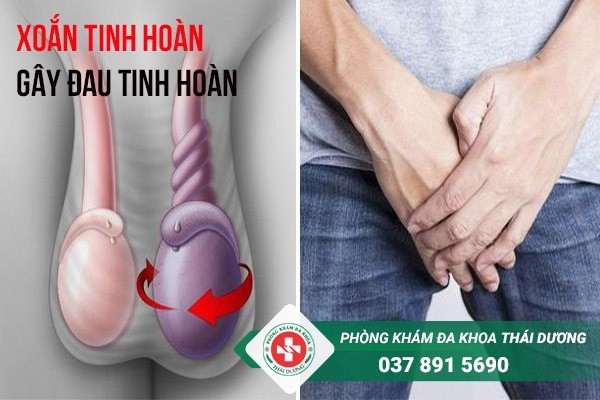 địa chỉ chữa trị bệnh đau tinh hoàn ở Biên Hòa