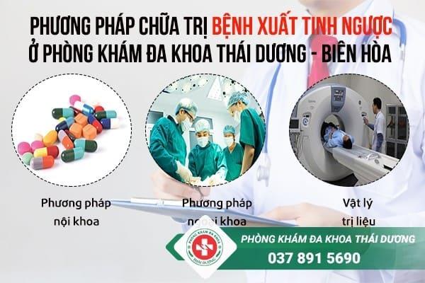địa chỉ chữa trị bệnh xuất tinh ngược ở Biên Hòa 2