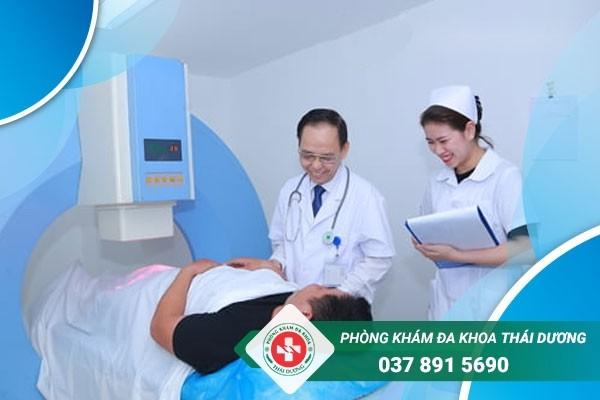 Điều trị bệnh lậu hiệu quả, nhanh khỏi tại Phòng khám Thái Dương