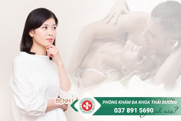 Bệnh lây qua đường sinh dục ở nữ giới là những bệnh nào