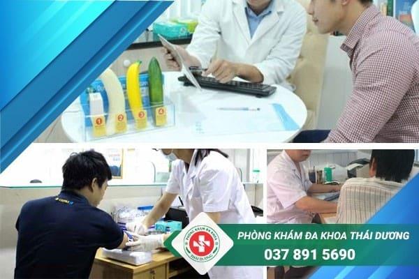 Phòng khám Thái Dương - Địa chỉ khám chữa đau tức tinh hoàn bên trái chất lượng