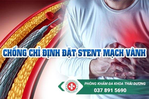 Quy trình đặt stent mạch vành