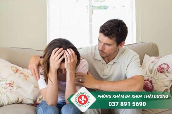Bệnh mụn rộp sinh dục gây ra nhiều biến chứng nguy hiểm nếu không chữa sớm
