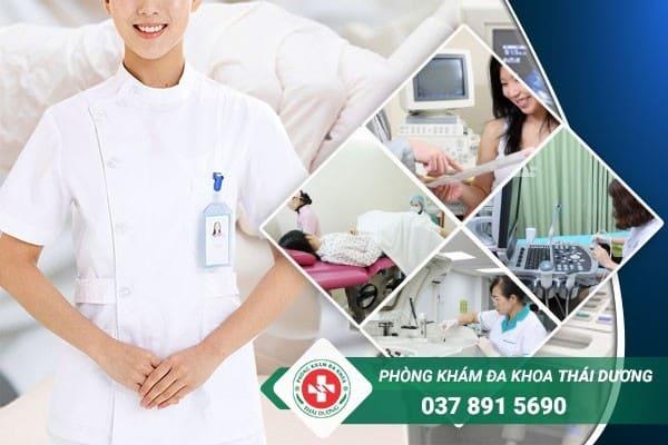 Phòng khám đa khoa Thái Dương - Địa chỉ đặt vòng tránh thai uy tín tại Biên Hòa