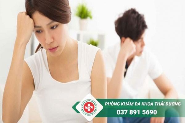 Điều trị đau vùng kín khi có kinh nguyệt hiệu quả tại Phòng khám Thái Dương