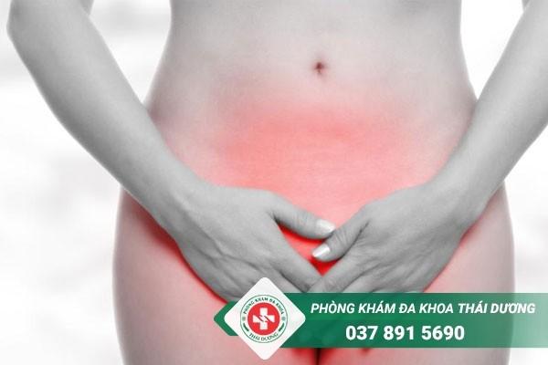Đau vùng kín khi mang thai 3 tháng đầu và cách xử lý