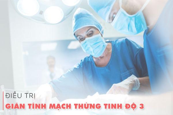 Đa khoa Thái Dương - Địa chỉ điều trị giãn tĩnh mạch thừng tinh độ 3 uy tín tại Biên Hòa