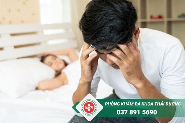 Điều trị rối loạn cương dương hiệu quả tại nhà