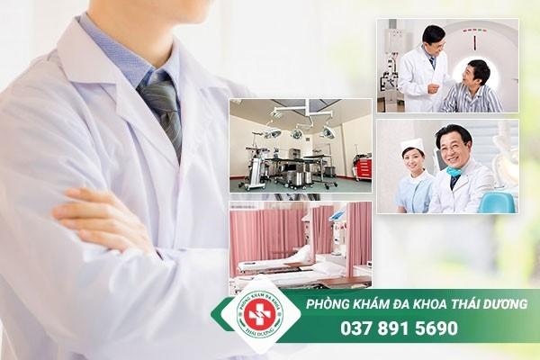 Phòng khám Thái Dương - Địa chỉ thăm khám và điều trị ngứa vùng kín hiệu quả tại Biên Hòa