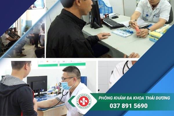 Điều trị đau một bên tinh hoàn phải hiệu quả tại Phòng khám Thái Dương
