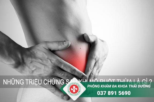 Cắt ruột thừa là phương pháp điều trị bệnh lý viêm ruột thừa tối ưu
