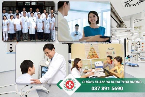 Phòng khám đa khoa Thái Dương Biên Hòa có tốt không?