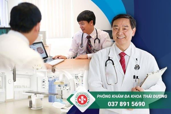 Phòng khám Thái Dương - Địa chỉ điều trị đau tinh hoàn nhưng không sưng hiệu quả