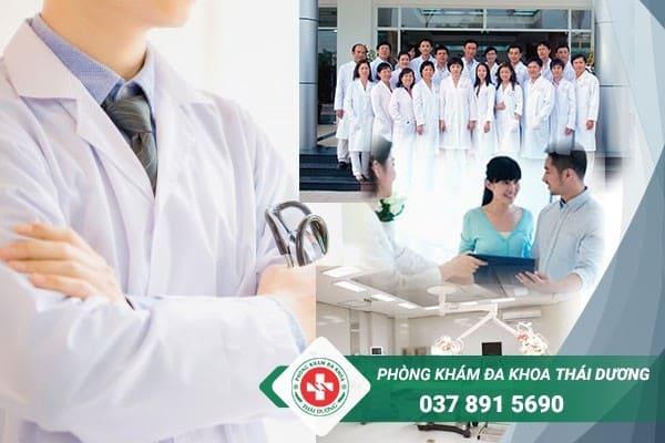 Phòng khám Thái Dương Biên Hòa là địa chỉ khám chữa bệnh đáng tin cậy