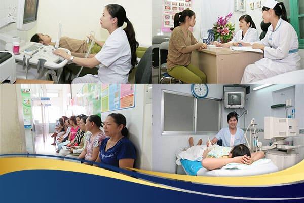 Phòng khám Thái Dương - Địa chỉ chuyên sản phụ khoa uy tín tại Biên Hòa