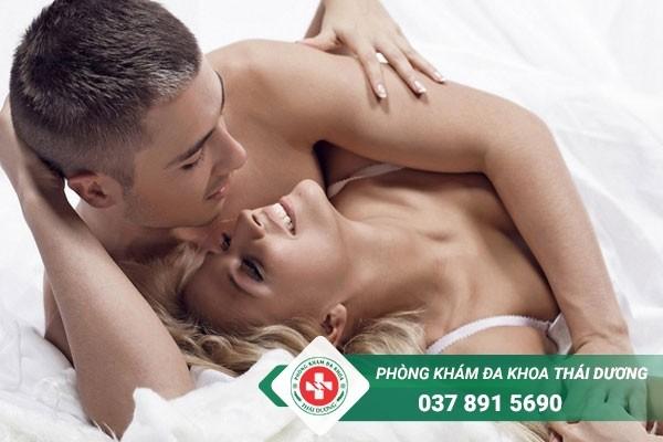 Phẫu thuật dài bao quy đầu giúp nâng cao đời sống tình dục