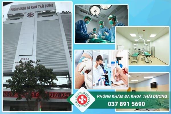 Địa chỉ chữa trị bệnh phì đại cổ tử cung ở Biên Hòa uy tín