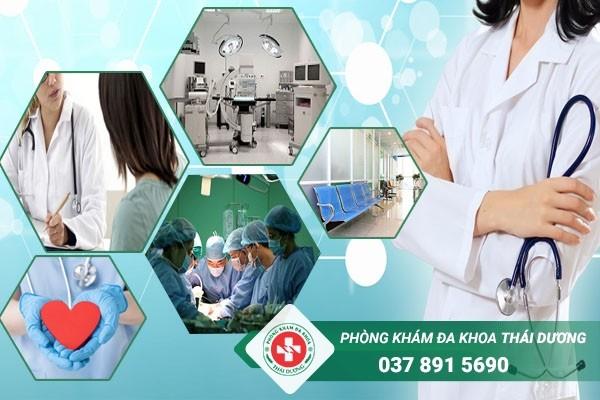 Đa khoa Thái Dương - Địa chỉ chữa polyp cổ tử cung hiệu quả, chi phí hợp lý