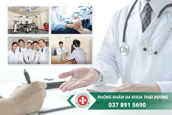 Điều trị đau tinh hoàn hiệu quả, chi phí hợp lý tại Phòng khám Thái Dương Biên Hòa