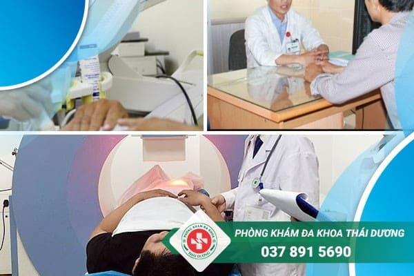 Điều trị giãn tĩnh mạch thừng tinh hiệu quả tại Phòng khám Thái Dương Biên Hòa