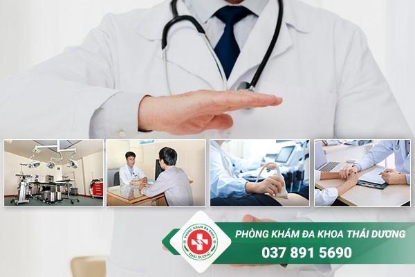 Chữa bệnh liệt dương hiệu quả tại Phòng khám Thái Dương Biên Hòa