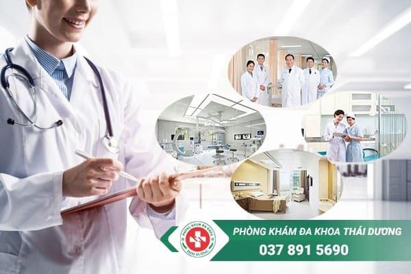 Chữa viêm mào tinh hoàn hiệu quả, chi phí hợp lý tại Đa khoa Thái Dương Biên Hòa