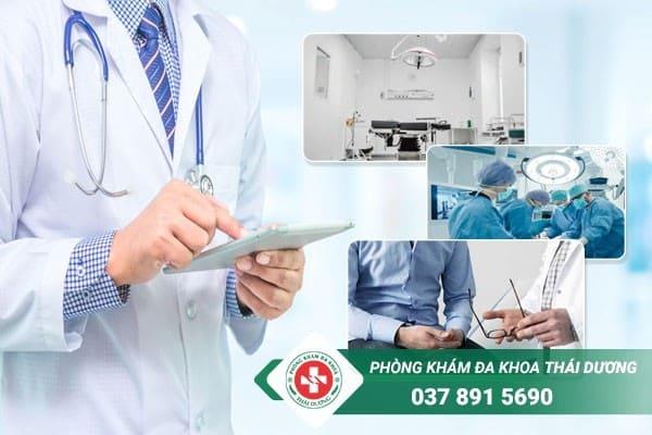 Phòng khám Thái Dương Biên Hòa - Địa chỉ chữa bệnh viêm tinh hoàn hiệu quả, tiết kiệm