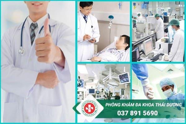 Điều trị viêm tuyến tiền liệt hiệu quả, chi phí hợp lý tại Phòng khám Thái Dương Biên Hòa