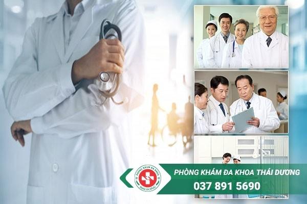 Phòng khám Thái Dương - Địa chỉ chữa trị bệnh viêm tuyến tiền liệt uy tín tại Đồng Nai