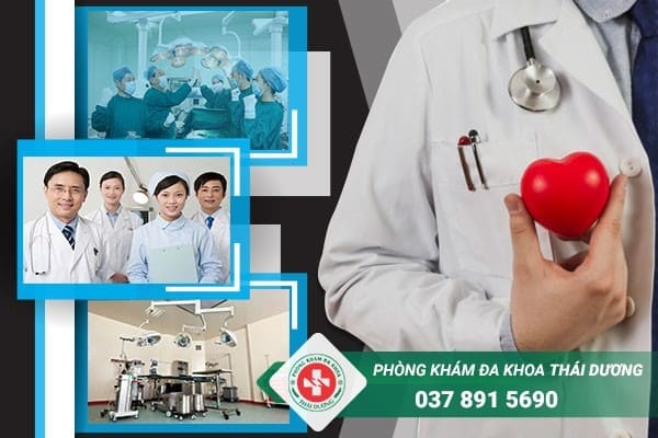 Phòng khám Thái Dương có chi phí chữa trị bệnh xuất tinh sớm ở Đồng Nai minh bạch