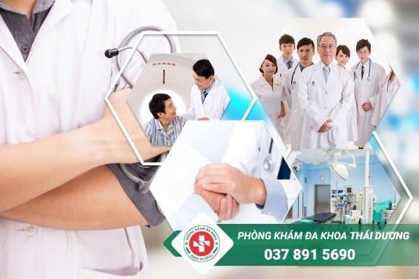 Địa chỉ chữa trị bệnh giãn tĩnh mạch thừng tinh ở Đồng Nai - Phòng khám Thái Dương
