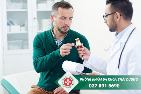 Tùy vào tình trạng bệnh mà bác sĩ sẽ chỉ định phương pháp điều trị phù hợp