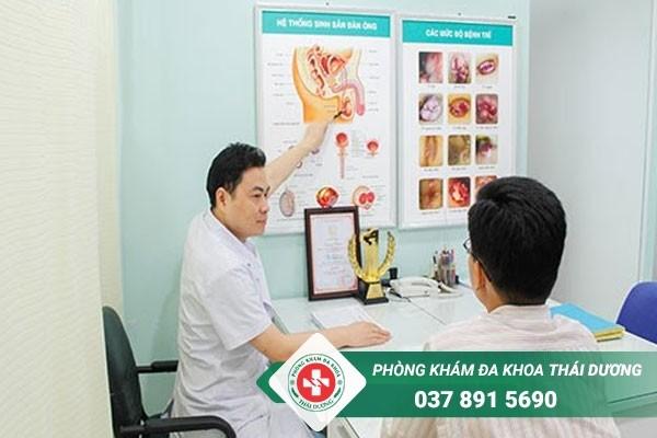Đâu là địa chỉ chữa trị bệnh viêm tiết niệu ở Đồng Nai tốt nhất?