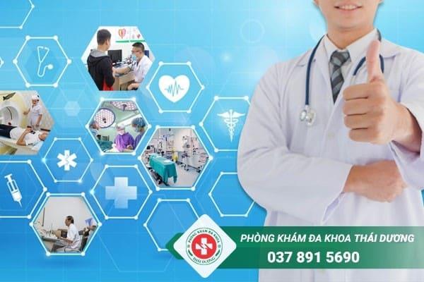 Phòng khám Thái Dương - Địa chỉ chữa trị bệnh viêm tuyến tiền liệt ở Đồng Nai hiệu quả