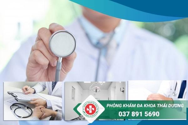 Phòng khám Thái Dương Biên Hòa - Địa chỉ chữa trị bệnh xuất tinh sớm ở Đồng Nai hiệu quả