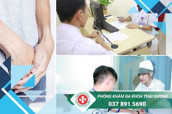 Điều trị viêm mào tinh hoàn nhanh khỏi tại Phòng khám Thái Dương