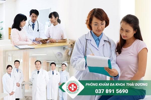 Điều trị rách cổ tử cung hiệu quả, an toàn tại Phòng khám Thái Dương