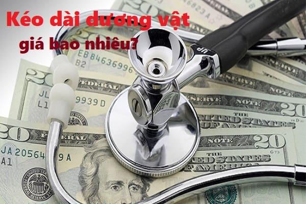 Chi phí phẫu thuật kéo dài dương vật ở Biên Hòa giá bao nhiêu