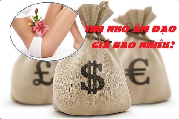 Chi phí thu nhỏ âm đạo ở Biên Hòa giá bao nhiêu?