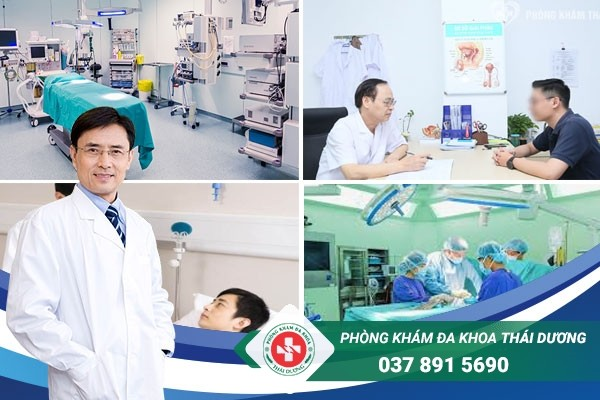 Phòng khám Thái Dương – Địa chỉ phẫu thuật kéo dài dương vật ở Đồng Nai uy tín