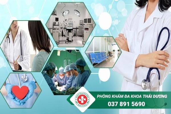 Phòng khám Thái Dương - Địa chỉ chữa trị bệnh khí hư bất thường ở Biên Hòa uy tín