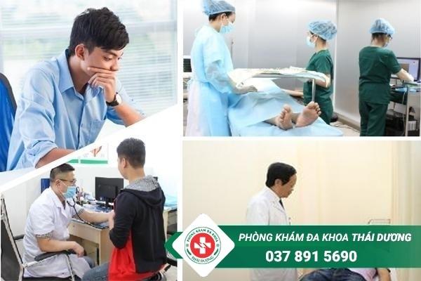 Phòng khám Thái Dương - Địa chỉ chữa trị bệnh viêm âm đạo ở Biên Hòa đáng tin cậy